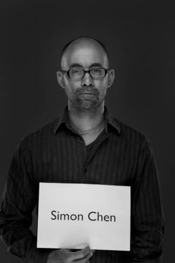 Simon Chen - Slam Poetry
