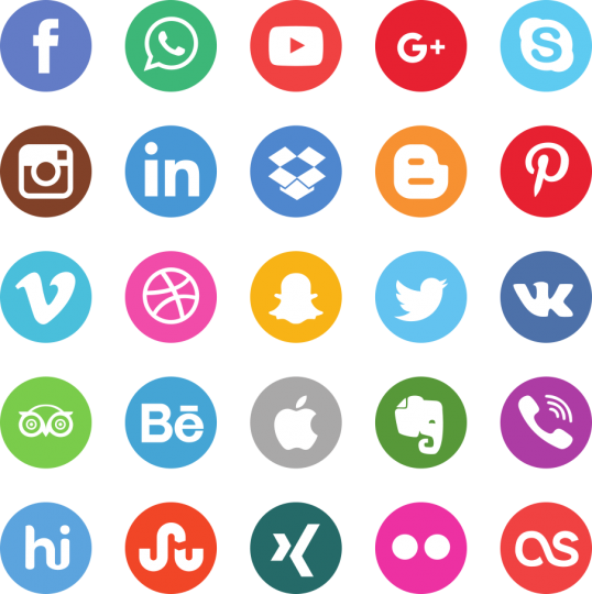 Social-Media (Bildquelle: Designed by Freepik)